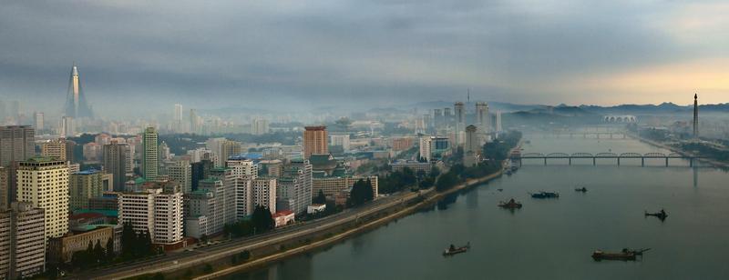 gorodskaya panorama reka tendogan Сетевое издание «БелПресса» о поездке Герман Алексея в Северную Корею